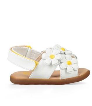 能搭裙子的可爱小鞋子 4款凉鞋美美度夏