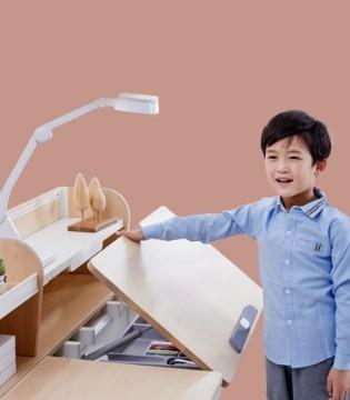 挑一款电动学习桌椅 助力孩子健康成长