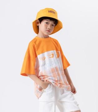 夏日有晴天 彩色笔时尚T恤穿起来!