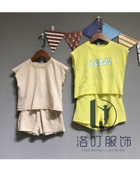 洛叮童装童装品牌2020春夏新品