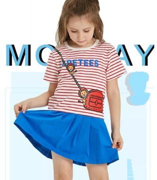 小小时髦精 送你一周穿搭指南 舒适又时尚