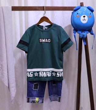 三款趣味儿童T恤 让宝宝的夏日不单调
