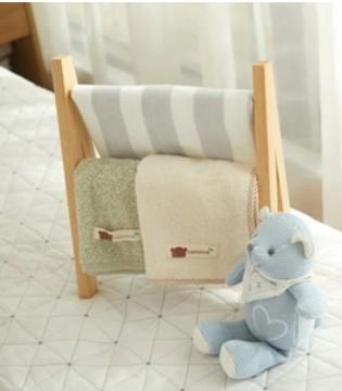 新品上市 有机棉毛巾的时代来临啦!