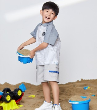 夏天怎么穿才舒适又时髦 BBCQ kids新品给你答案