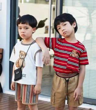 游戏时间到 GET超能小孩的夏日时髦装