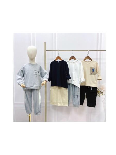 开心一百品牌童装童装品牌2019秋季新品