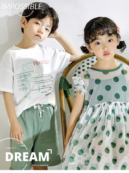 PEIQI Family童装品牌2020春夏新品