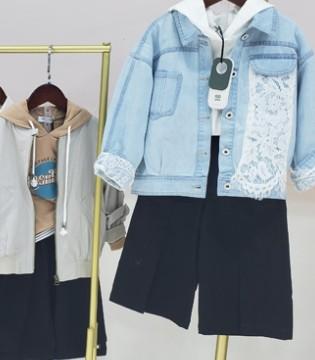 时尚就是先人一步 贝熙童装新品袭来