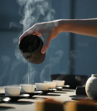 茶是生活中的一部分 是民族文化的一部分