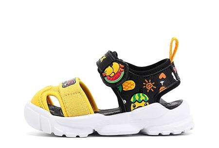 B.Duck小黄鸭包头凉鞋 让宝贝清凉一夏