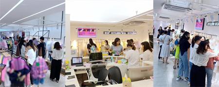 艾米艾门20W/21S新品订货会杭州站、福建站圆满落幕!