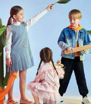 红蜻蜓Kids 2020早秋新品 描绘童年妙趣想象