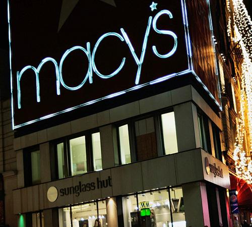 美国零售巨头 梅西百货将进行裁员 节约成本