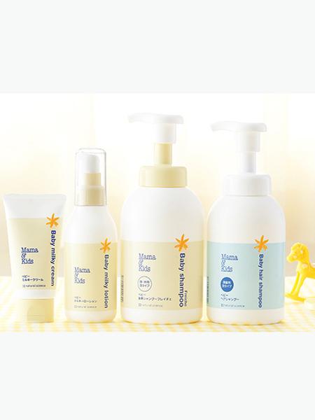 Qtools婴童洗护用品 给宝宝奢华呵护