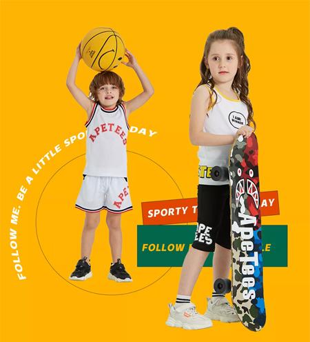 APETEES KIDS 2020夏季童装系列上新