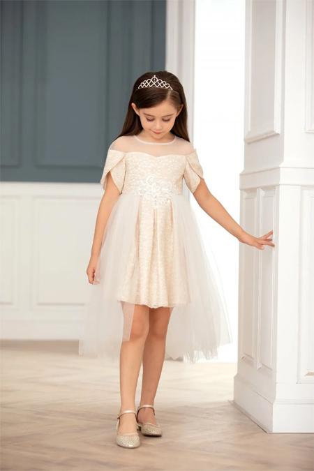粒子LiCiLiZi 梦境 高贵优雅公主裙来袭