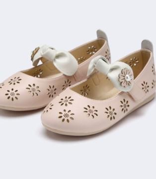一波甜甜的粉色系童鞋来袭 美腻可爱