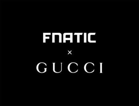 时尚×电竞是场双赢 GUCCI与FNATIC合作推出限量版手表