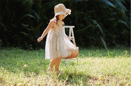 穿上属于你的仙女小裙子 来我的小森林做客吧