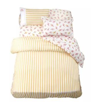 舒适的床上用品 每天都能带来好心情