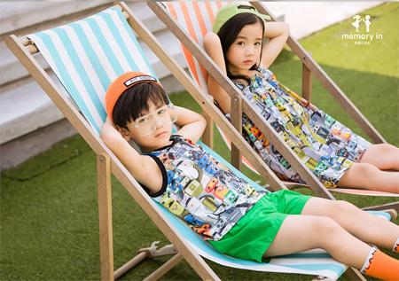 夏天藏在衣服里 爱意也是 MemoryIn新品上市