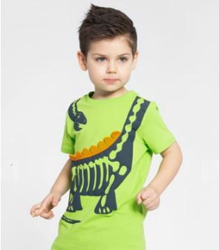 COCCODRILLO 夏季单品 专为小男孩准备的恐龙T恤