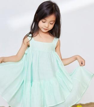 连衣裙邂逅夏日清新的颜色 更加受人欢迎