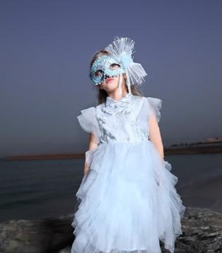 诠释天使般的美好与神秘 小象Q比精致童装