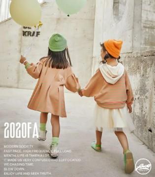 KABIGY杭州卡贝杰童装 2020秋季新品鉴赏