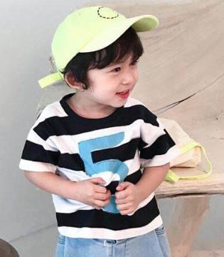 创优品2020夏季单品 有颜有料的男童穿搭