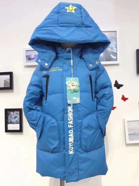 笛莎2020冬季新品羽绒服外套