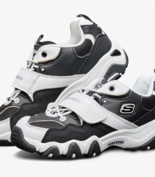 穿同款逛Gai Skechers的老爹鞋你还没穿过吗?