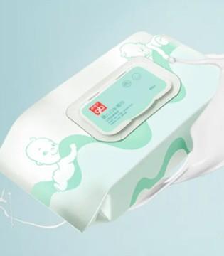 """gb好孩子:婴护级湿纸巾 让美无""""纸""""尽"""