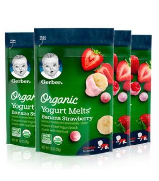 小馋鬼宝宝的健康零食 满足宝贝味蕾