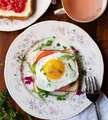 营养早餐怎么吃?一个三明治为你轻松解决