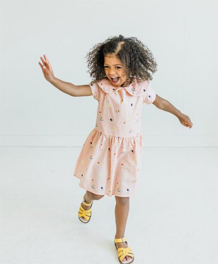 让夏季再多一点可爱吧 Dottishop儿童连衣裙