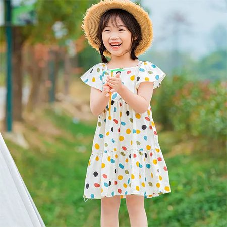 酷暑难耐的盛夏 清爽凉快的连衣裙来了