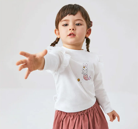 安奈儿秋上新 奇思妙想 把好奇心穿在身上!