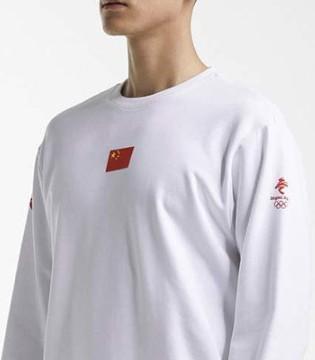 北京冬奥会 特许的国旗款运动服装首次出现