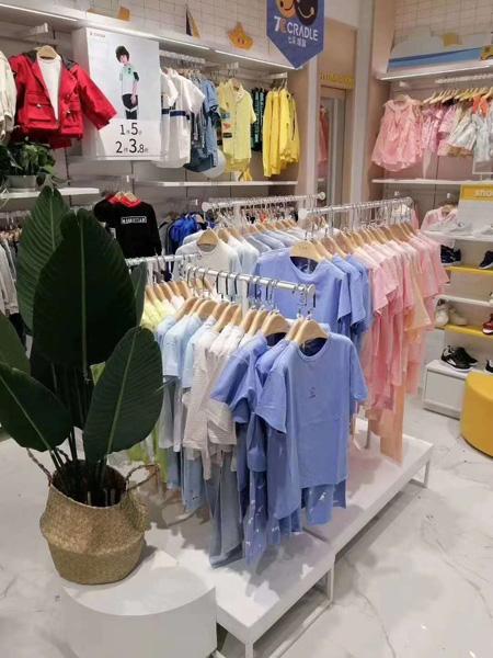 热烈祝贺7C CRADLE奥莱店 贵阳二店盛大开业