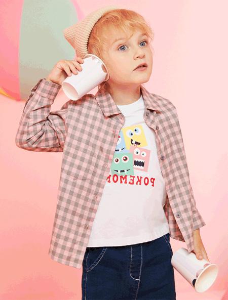 """PINK酱""""拍了拍你"""" 带你重新定义Child Fashion"""