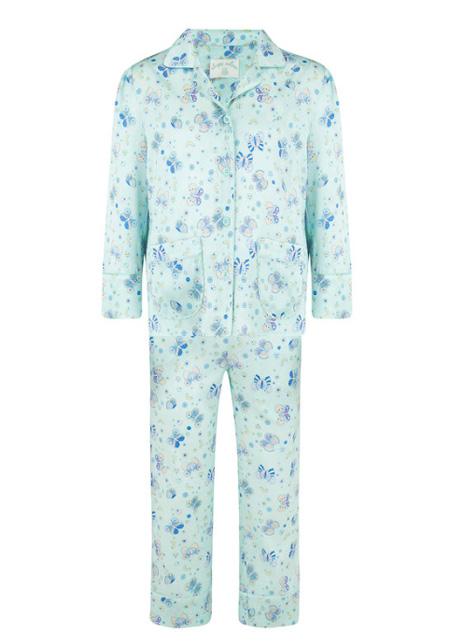 舒适家居生活 高品质儿童真丝睡衣