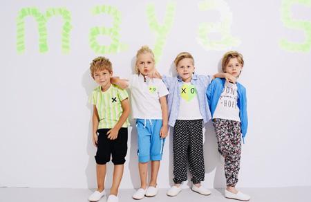 maya's品牌童装 带你走上轻松致富的道路