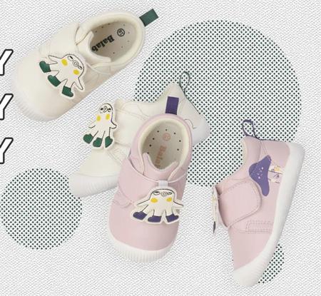 Bala Shoes 小章鱼的秘密被发现啦!