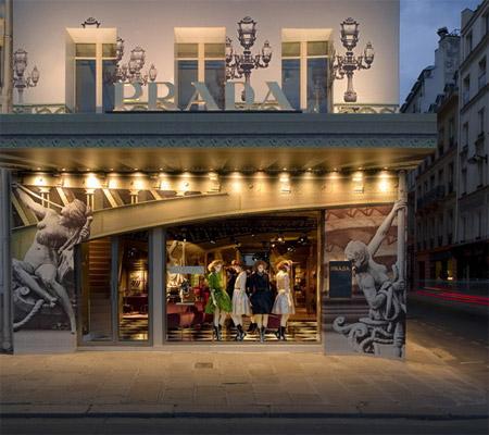最新数据 意大利奢侈品Prada上半年销售额大跌