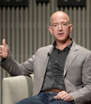 亚马逊CEO贝索斯:立法者应加大对假货的处罚力度