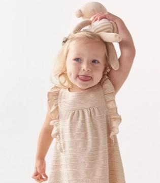 Bless Nature欢乐暑假 为小宝贝带来时尚着装
