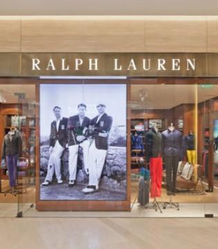 美国时尚奢侈品牌Ralph Lauren 一季度大跌66%
