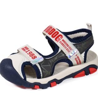要想孩子健康成长 少不了巴布豆童鞋