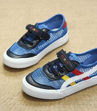 回力夏日运动鞋 让孩子的健康与时尚肩并肩